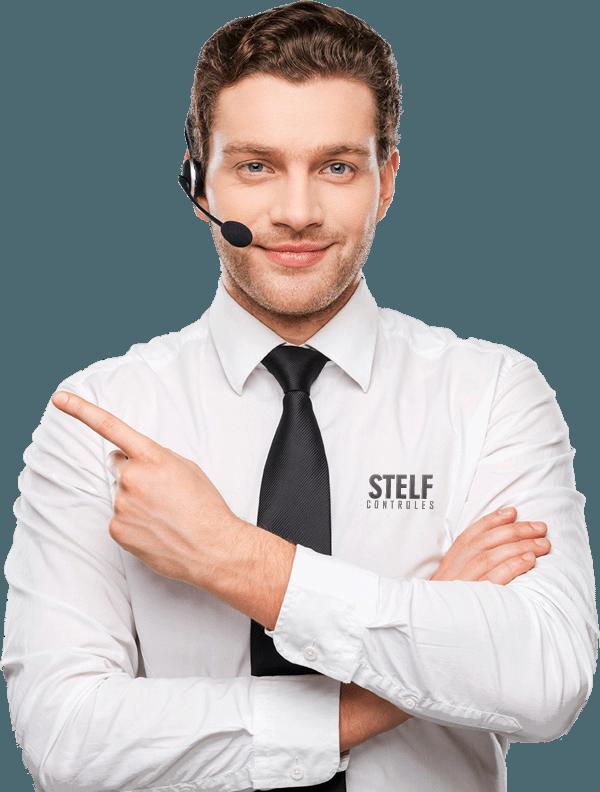 Atendente - Fale Conosco Stelf Controles