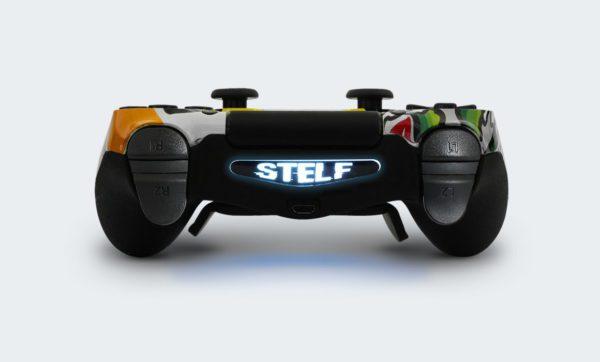 Controle Playstation Dualshock 4 Personalizado com Grip, Padles e Trigger Shot