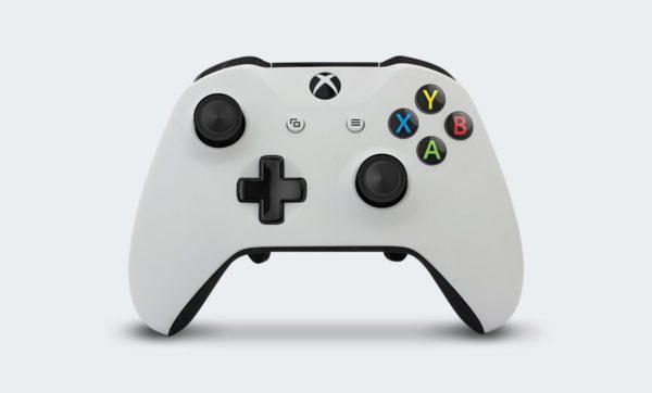 Controle Xbox (foto frontal)
